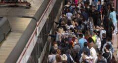 """Renfe pide no usar el Cercanías en Madrid por el """"incumplimiento de servicios mínimos"""" en la huelga"""