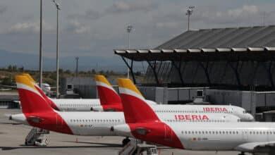 Iberia y Air Europa mantienen su plan 'B' por si no pueden extender los ERTE de fuerza mayor