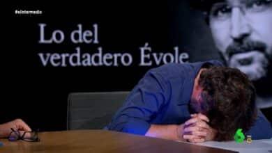 Jordi Évole vuelve a sufrir un ataque de cataplexia en 'El Intermedio'