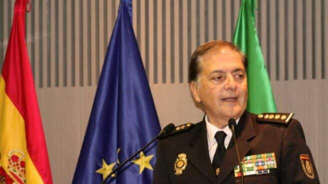 José Antonio Togores, nuevo jefe de la Policía Nacional en Cataluña.