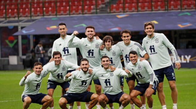 España disputará el miércoles la semifinal de la Liga de Naciones, un nuevo torneo creado por la UEFA en 2018