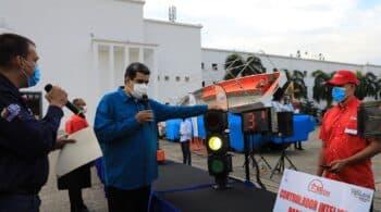 """Maduro llama """"racista"""" a Aznar y dice que España tiene que """"pedir perdón"""" por sus """"crímenes horribles"""""""