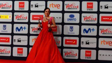 Premios Platino 2021: Los mejores vestidos de la alfombra roja