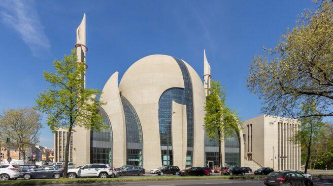 Mezquita central de Colonia.
