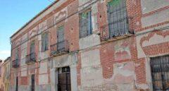 Se derrumba un palacio del XVII que iba a ser apuntalado esta semana en Ávila