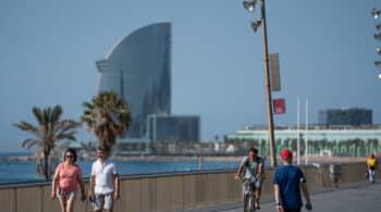 El declive de los hoteles de Barcelona: facturan un 63% menos en verano y el 35% sigue cerrado