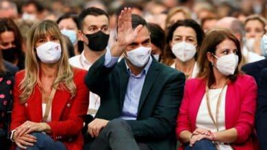 Sánchez reivindica la socialdemocracia y las figuras de González, Zapatero y Rubalcaba