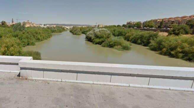 Río Guadalquivir a su paso por Córdoba.