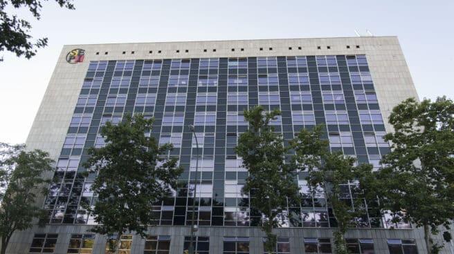 Imagen de la sede de SEPI.