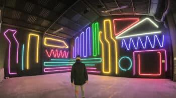 Neon Spidertag: «La interacción en el arte actual es imprescindible desde el punto de vista de la rabiosa modernidad»