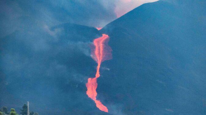 El Involcan propone nombrar como Tajogaite la erupción de La Palma