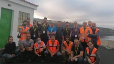 De Ohio a Tokio: los investigadores internacionales que ayudan a monitorizar el volcán de La Palma