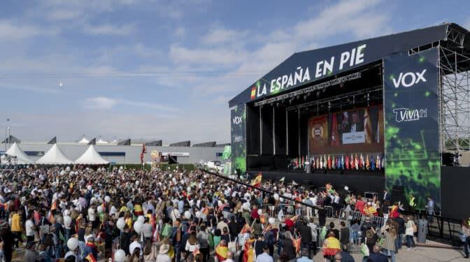 Vox presenta la Agenda España: estos son los 20 puntos